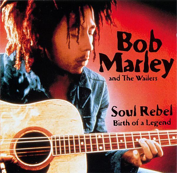 BOB MARLEY AND THE WAILERS - Soul Rebel - Birth Of A Legend - CD