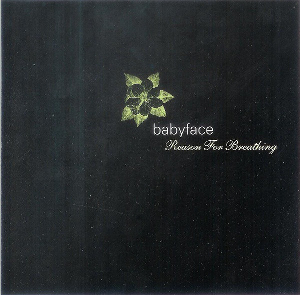 BABYFACE - Reason For Breathing - CD single