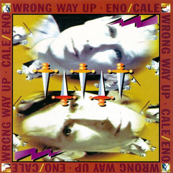 ENO - Wrong Way Up - CD