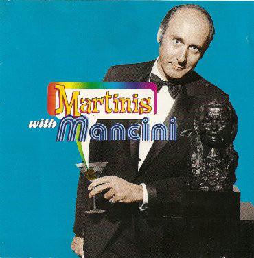 HENRY MANCINI - Martinis With Mancini - CD