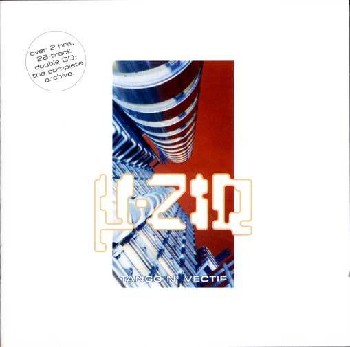 &#181,-ZIQ - Tango N` Vectif - CD