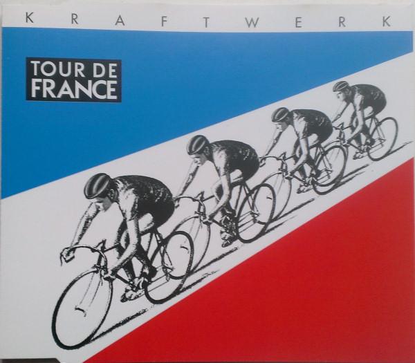 KRAFTWERK - Tour De France - CD single