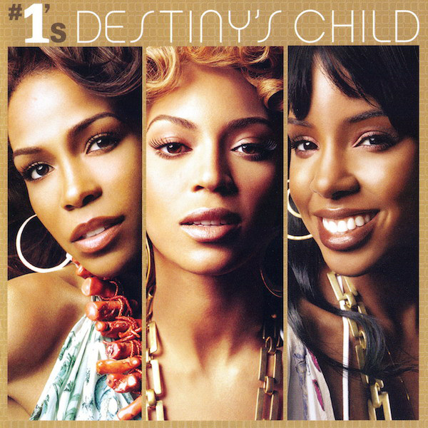 DESTINY`S CHILD - #1`s - CD