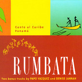 RUMBATA - Canto Al Caribe / Panama - CD single