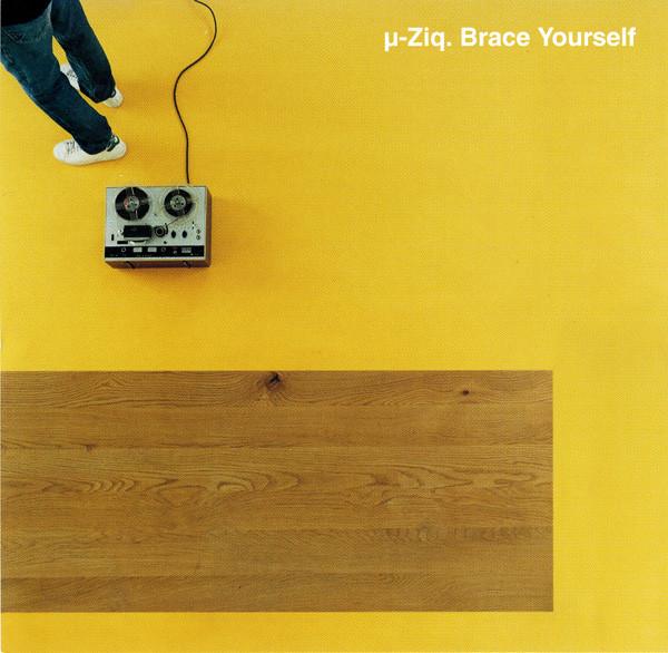 &#181,-ZIQ - Brace Yourself - CD