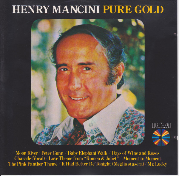 HENRY MANCINI - Pure Gold - CD