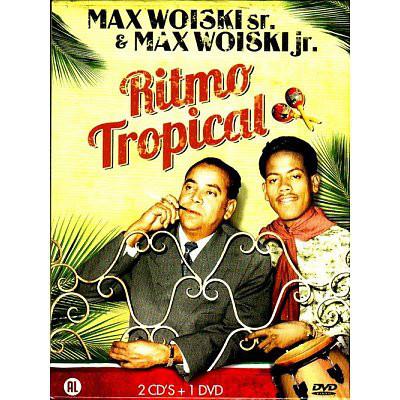 MAX WOISKI SR. - Ritmo Tropical - DVD