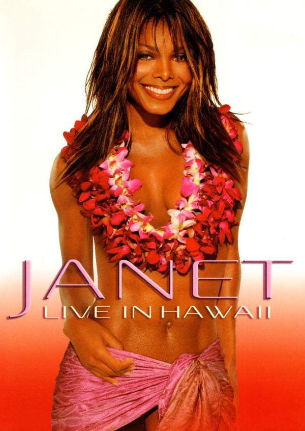 JANET - Live In Hawaii - DVD
