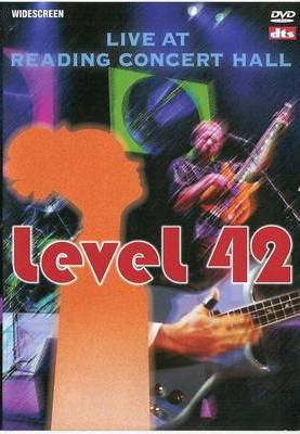 LEVEL 42 - Live At Reading Concert Hall - DVD