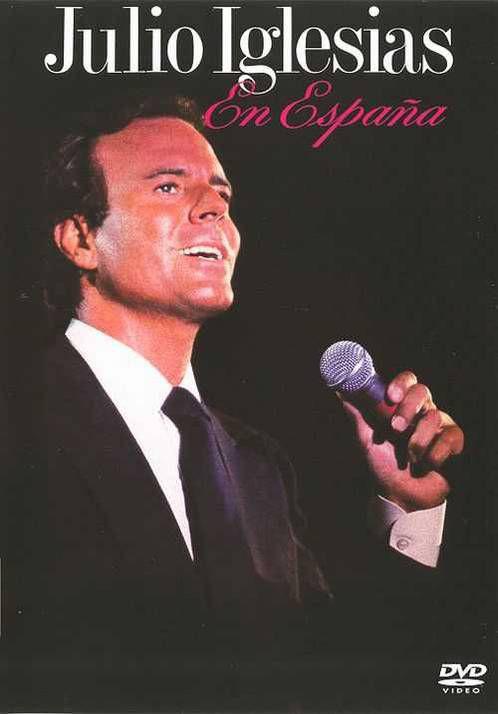 JULIO IGLESIAS - En Espana - DVD