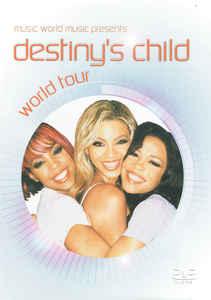 DESTINY`S CHILD - World Tour - DVD