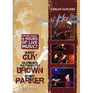 CARLOS SANTANA - Carlos Santana Presents Blues At Montreux 2004 - DVD