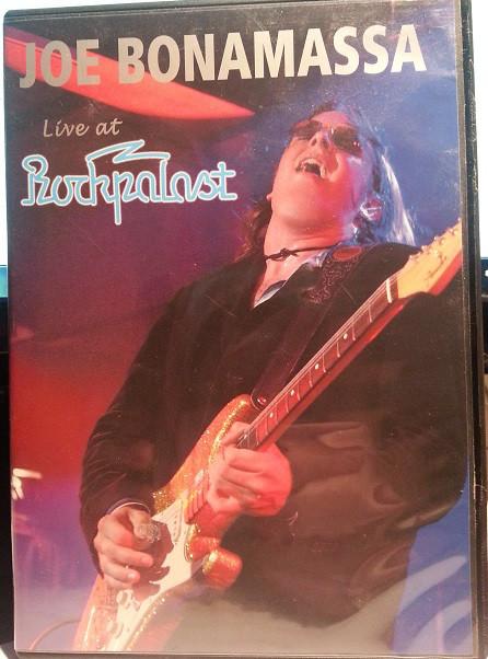 JOE BONAMASSA - Live At Rockpalast - DVD