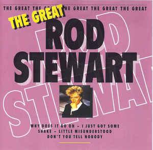 ROD STEWART - The Great Rod Stewart - CD