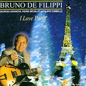 Bruno De Filippi I Love Paris