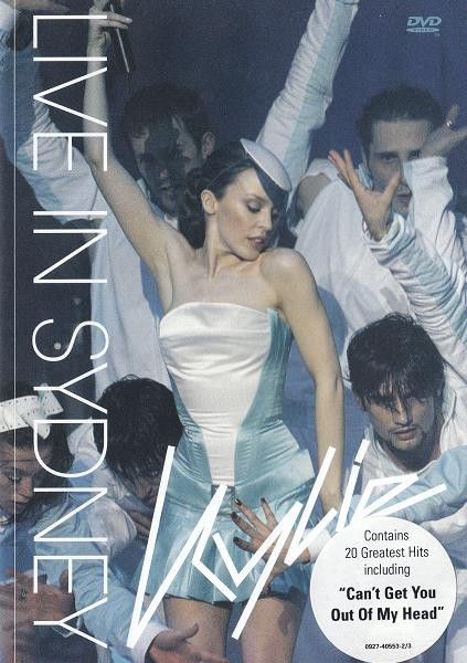 KYLIE - Live In Sydney - DVD