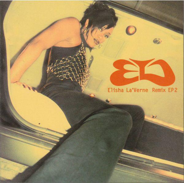 ELISHA LA`VERNE - Remix EP 2 - CD
