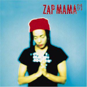 ZAP MAMA - Seven - CD