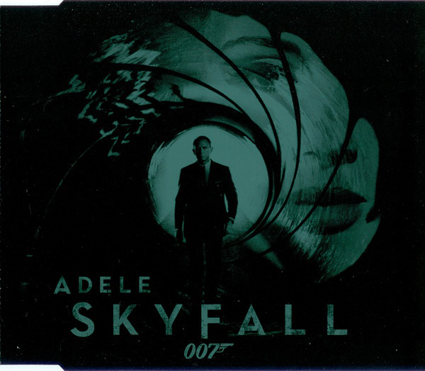 ADELE - Skyfall - CD single