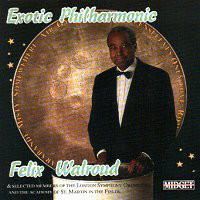 FELIX WALROUD - Exotic Philharmonic - CD