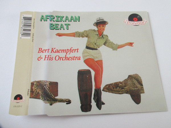 BERT KAEMPFERT - Afrikaan Beat - CD single