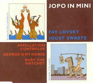 FAY LOVSKY - Jopo In Mini - CD single