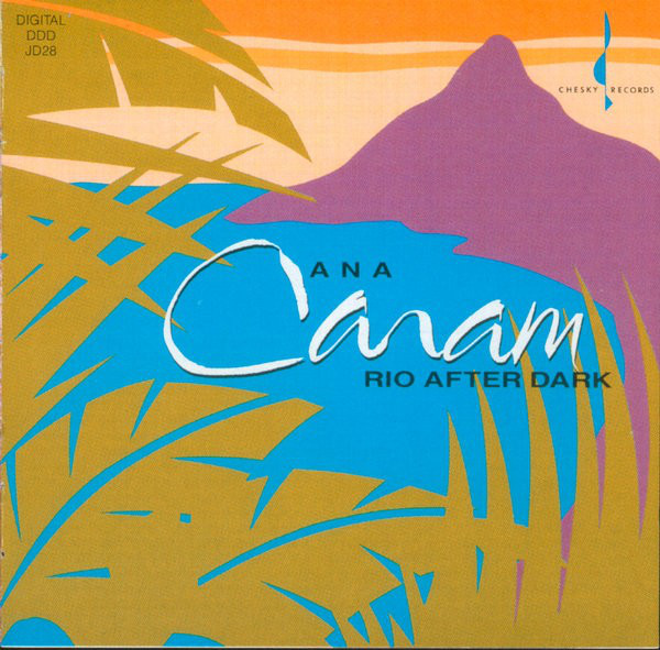 ANA CARAM - Rio After Dark - CD