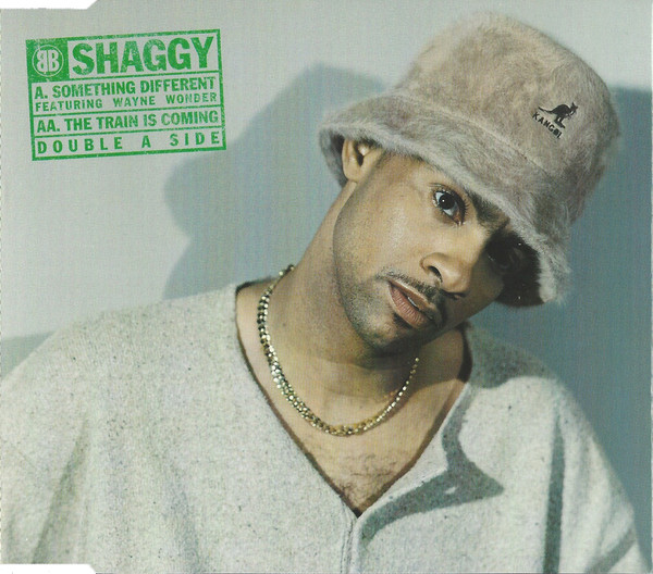 SHAGGY - Something Different / The Train Is Coming - CD single