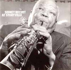 SIDNEY BECHET - At Storyville - CD