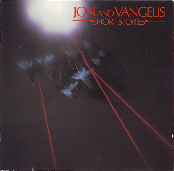 JON AND VANGELIS - Short Stories - CD