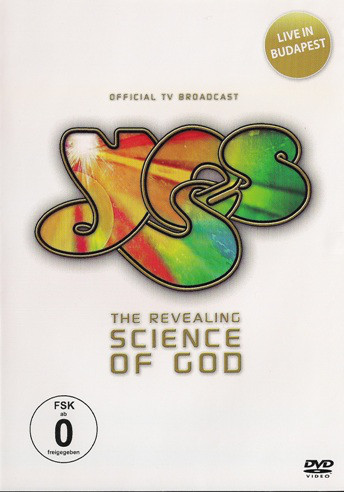 YES - The Revealing Science Of God - DVD