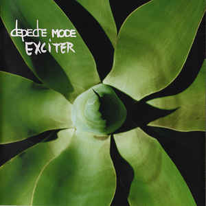 DEPECHE MODE - Exciter - CD
