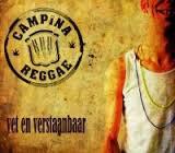 CAMPINA REGGAE - Vet En Verstaanbaar - CD