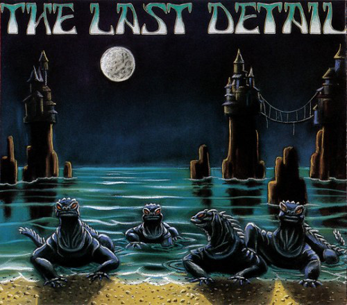 THE LAST DETAIL - The Wrong Century - CD single