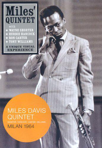 MILES DAVIS QUINTET - Milan 1964 - DVD
