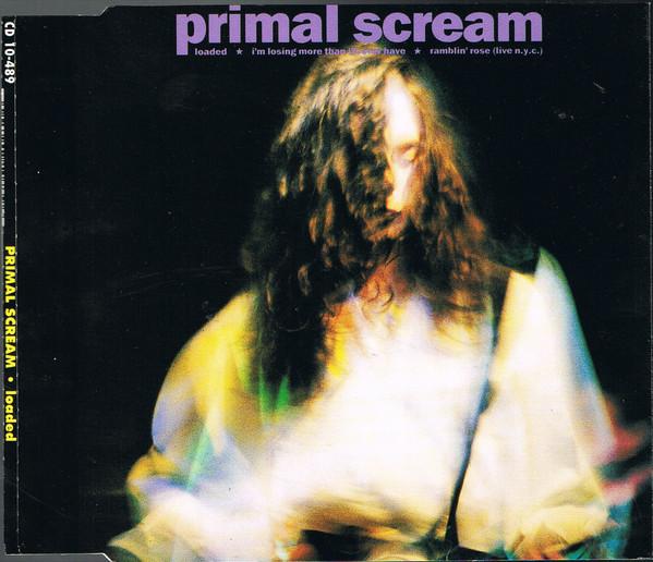 PRIMAL SCREAM - Loaded - CD single