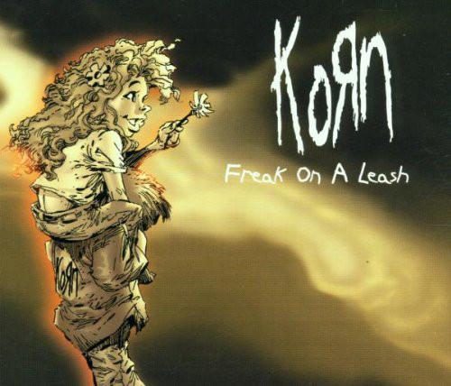 KORN - Freak On A Leash (The Mixes) - CD single