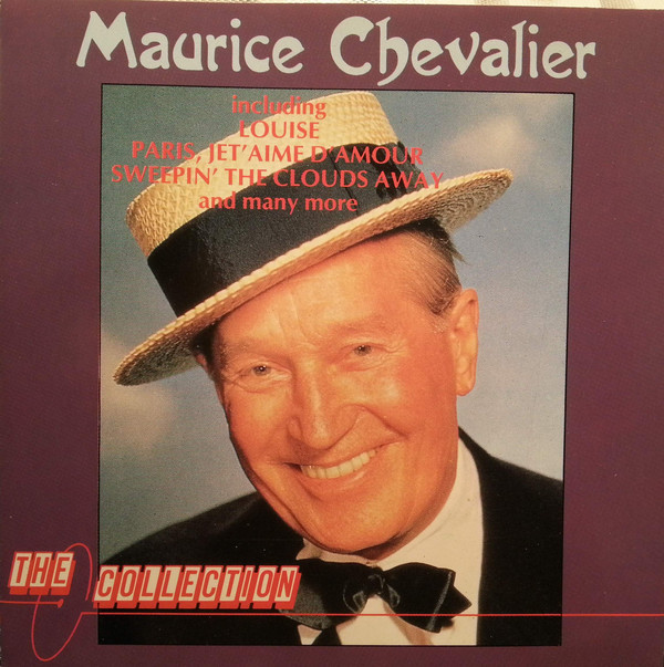 Maurice Chevalier 1 Documentaire Le coeur qui chante 1 CD French only Details