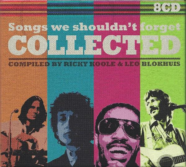 VARIOUS - Songs We Shouldn?t Forget Collected - CD Box Set