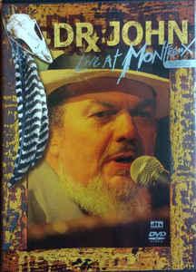 DR. JOHN - Live At Montreux 1995 - DVD