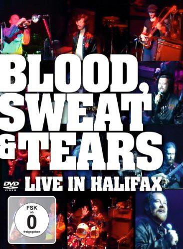 BLOOD, SWEAT &, TEARS - Live In Halifax - DVD