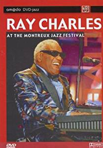 RAY CHARLES - Ray Charles: Live At The Montreux Jazz Festival [DVD] [2015] - DVD