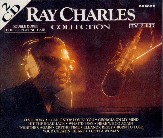 RAY CHARLES - Collection - CD