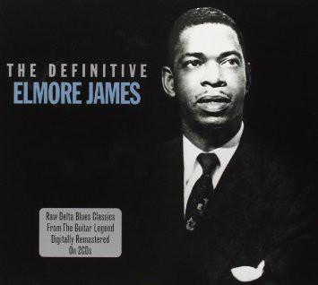 ELMORE JAMES - The Definitive Elmore James - CD