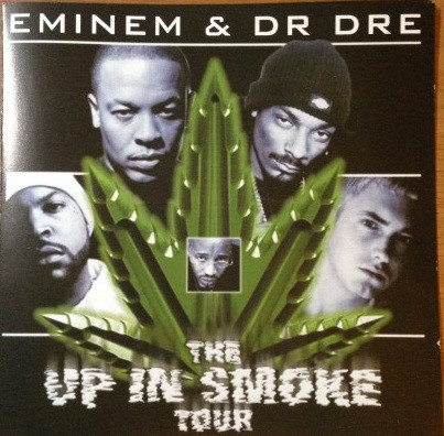 EMINEM - The Up In Smoke Tour - CD