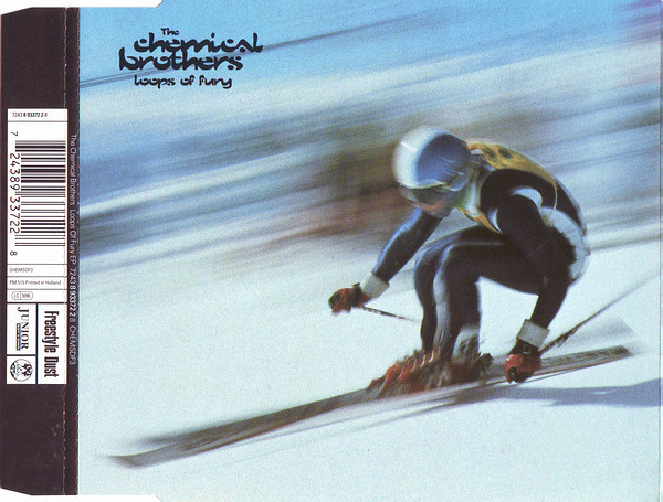 THE CHEMICAL BROTHERS - Loops Of Fury - CD single