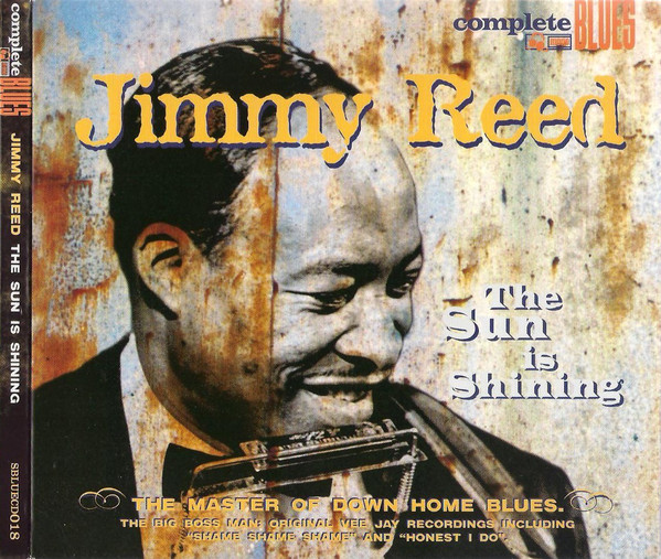 JIMMY REED - The Sun Is Shining - CD