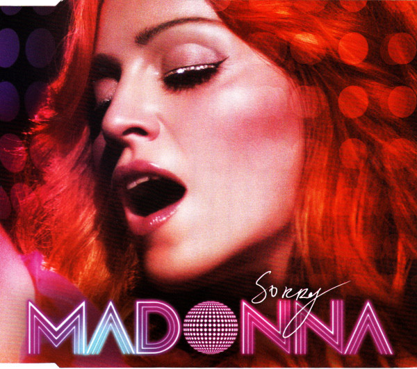 MADONNA - Sorry - CD single