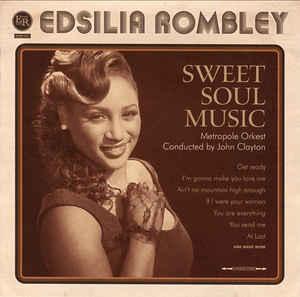 EDSILIA ROMBLEY - Sweet Soul Music - CD