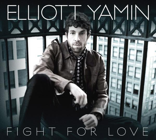 ELLIOTT YAMIN - Fight For Love - CD